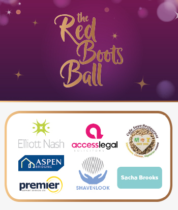 Red Boots Ball